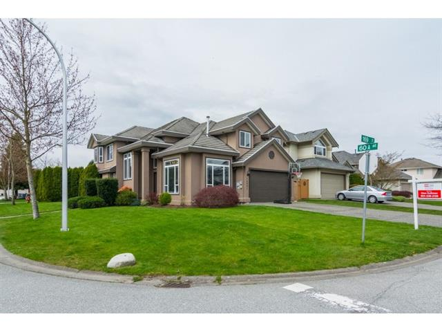 16891 60A Ave , Cloverdale BC - Cloverdale BC House/Single Family for sale, 4 Bedrooms (R2258635) #1
