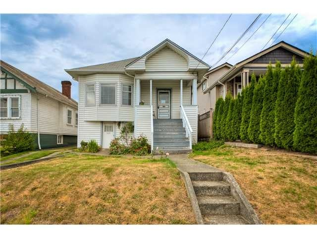1215 Nanaimo St. - West End NW House/Single Family for sale, 5 Bedrooms (v1023784) #1