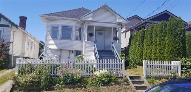 1215 Nanaimo Street , New Westminster BC - West End NW House/Single Family for sale, 5 Bedrooms (R2326168) #1
