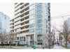 #309 1001 Richards St. Vancouver BC V6B 1J6 - Downtown VW Apartment/Condo for sale, 1 Bedroom (R2038245) #1